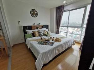 For RentCondoRatchadapisek, Huaikwang, Suttisan : U Delight @ Huay Kwang Station Pool View and City View
