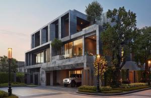 ขายบ้านเลียบทางด่วนรามอินทรา : ขายบ้านเดี่ยว BuGaan Yothinpattana (บูก้าน โยธินพัฒนา) บ้านเดี่ยวไซส์ XXL สุด Exclusive จากแสนสิริ