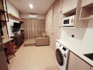 For RentCondoRatchathewi,Phayathai : RENT !! Condo Lumpini Suite Dindaeng –Ratchaprarop, BTS Victory Monument, 1 Bed, 12a Fl., Area 29 sq.m., Rent 12,000 .-