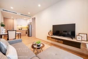 For RentCondoSukhumvit, Asoke, Thonglor : คุ้มที่สุดในโครงการ โนเบิล อราวน์ เทอร์ตี้ทรี ปล่อยเช่า出租1臥素坤逸上流精裝豪華公寓 1 Bedroom 46sqm Rent🔥Noble Around 33🔥27K 📍BTS Phromphong