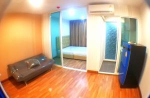 For SaleCondoOnnut, Udomsuk : Condo for sale, Regent Sukhumvit 81, 1 bedroom, cheap price, sale with tenant.