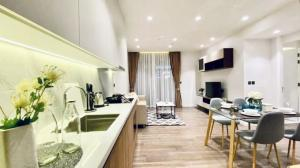 For RentCondoSukhumvit, Asoke, Thonglor : คุ้มที่สุดในโครงการ Muniq Sukhumvit 23 ปล่อยเช่า出租2臥素坤逸上流精裝豪華公寓 2 Bedroom 72SQM Rent🔥Muniq Sukhumvit 23🔥60K 📍BTS Asoke