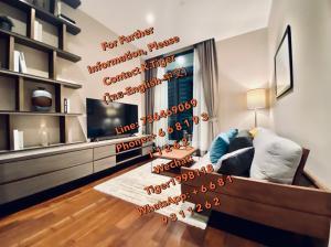 เช่าคอนโดสุขุมวิท อโศก ทองหล่อ : คุ้มที่สุดในโครงการ เดอะ ดิโพลแมท 39 ปล่อยเช่า出租2臥素坤逸上流精裝豪華公寓 2 Bedroom 78sqm Rent🔥The Diplomat 39🔥70K 📍BTS Phromphong