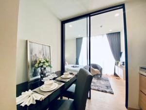 For RentCondoSukhumvit, Asoke, Thonglor : คุ้มที่สุดในโครงการ โนเบิล อราวน์ เทอร์ตี้ทรี ปล่อยเช่า出租1臥素坤逸上流精裝豪華公寓 1 Bedroom 30sqm Rent🔥Noble Around 33🔥22K 📍BTS Phromphong