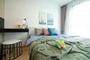 For RentCondoOnnut, Udomsuk : Condo for rent, The Excel Hideaway Sukhumvit 50, near BTS On Nut, 2 bedrooms, 2 bathrooms.