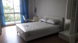 For RentCondoLadprao101, The Mall Bang Kapi : Condo for rent, The Niche City, Ladprao 130, Bang Kapi, studio room, 30 sq m., 5th floor, furnished, cheap price