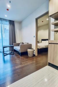 For RentCondoRatchathewi,Phayathai : คุ้มที่สุดในโครงการ เดอะไลน์ ราชเทวี ปล่อยเช่า出租1臥素坤逸上流精裝豪華公寓 1Bedroom 35SQM Rent🔥The Line Ratchathewi🔥 2