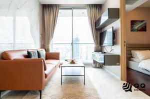 For RentCondoNana, North Nana,Sukhumvit13, Soi Nana : For Rent Hyde Sukhumvit 11 - 2Bed , size 62 sq.m., Beautiful room, fully furnished.