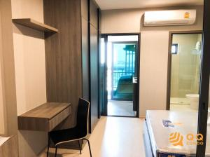For RentCondoThaphra, Wutthakat : For rent Ideo Thaphra Interchange - Studio, size 28 sq.m., Beautiful room, fully furnished.