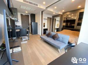 For RentCondoSiam Paragon ,Chulalongkorn,Samyan : For Rent Ashton Chula-Silom - Studio , size 31 sq.m., Beautiful room, fully furnished.
