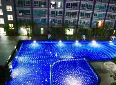 For SaleCondoPattaya, Bangsaen, Chonburi : Condo for sale, Royal Hill Resort (Royal Hill Resort), free loan application for all occupations.
