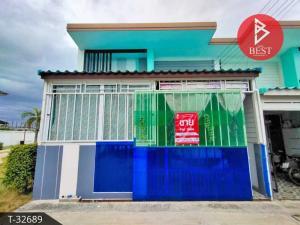 For SaleTownhouseMahachai Samut Sakhon : Townhouse for sale The Money Phanthuwong (The Money), Samut Sakhon.