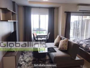เช่าคอนโดเชียงใหม่ : (GBL1252)✅ปล่อยเช่าห้องพร้อมอยู่ ติดห้รงเซ็นทรัลเฟสติวัล✅ Room For Rent Project name : D Condo Rin Chiang Mai
