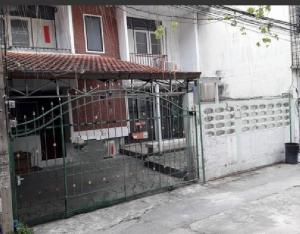 For RentTownhouseRamkhamhaeng, Hua Mak : RT549 Townhouse 2 floors, width 9 meters, 3 bedrooms, 1 living room, 1 living room, 2 bathrooms.