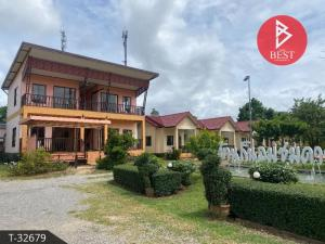 For SaleLandKorat KhaoYai Pak Chong : Land for sale with resort, Baan Kin Lom Chom Dao @ Khao Yai, 2 rai 26 sq.wa., Pak Chong, Nakhon Ratchasima.