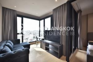 For RentCondoRama9, RCA, Petchaburi : Luxury Room!! Condo for Rent Near MRT Phra Ram 9 Ashton Asoke-Rama 9 @23,500 Baht/Month