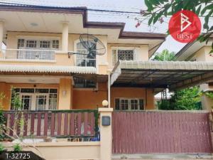 For SaleHouseEakachai, Bang Bon : house for sale Wararom Village, Petchkasem 81, Bangkok