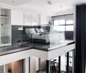 For RentCondoRama9, RCA, Petchaburi : 🚨IDEO NEW RAMA 9 🚨 DUPLEX 51 sq.m. HOT DEAL 28,000
