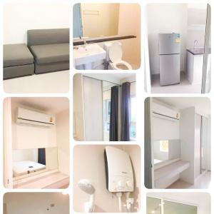 For RentCondoSamrong, Samut Prakan : Condo for rent Aspire Erawan (Aspire Erawan) K43