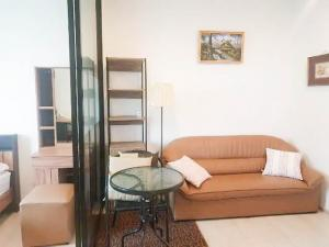 For RentCondoRama9, RCA, Petchaburi : Condo for rent, electrical appliances in the room, very complete, Life Asoke K53