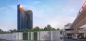 For SaleCondoLadprao, Central Ladprao : 🔥 HOT DEAL❗ Life Ladprao Valley, near BTS Ha Yaek Lat Phrao, MRT Phahon Yothin, Studio room 28.8 sq.m., price only 3.6 million