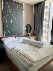For RentCondoSukhumvit, Asoke, Thonglor : SK03171 Park Origin Phrom Phong for rent, size 29 sqm., 26th floor, beautiful view** BTS Phrom Phong**