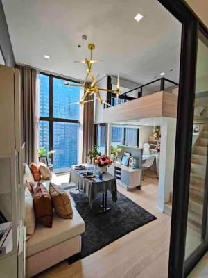 For RentCondoRama9, RCA, Petchaburi : For rent Chewathai Residence Asoke Chewathai Residence ASOKE
