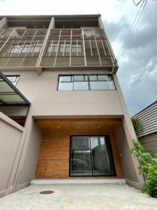 For RentTownhouseChengwatana, Muangthong : For rent townhome house Niche Chaengwattana.