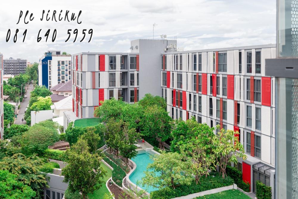 For SaleCondoSukhumvit, Asoke, Thonglor : Condo for sale, Taka Haus Ekamai 12, Taka Haus Ekamai 12, area 59.24 sqm, 2 bedrooms, 2 bathrooms.