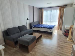 เช่าคอนโดรังสิต ธรรมศาสตร์ ปทุม : 😍 ให้เช่า D-Condo Campus Resort Rangsit (เฟส2) + มีเครื่องซักผ้า!! 😍