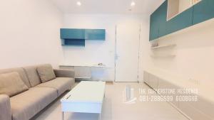 For RentCondoRatchadapisek, Huaikwang, Suttisan : For rent, The Room Ratchada-Ladprao, 1 bedroom, 41 sqm., 11,000 baht, very cheap.