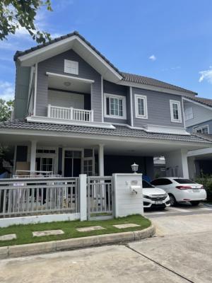 For SaleHouseNawamin, Ramindra : 🏦 Single house for sale Burasiri Panya Ramintra