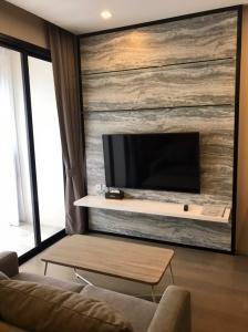 For RentCondoSukhumvit, Asoke, Thonglor : Condo for rent Ashton Asoke  Type 1 bedroom 1 bathroom Size 34 sq.m. Floor 19