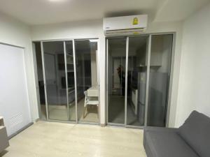 For RentCondoBang kae, Phetkasem : For rent, The Niche ID Bang Khae, furnished room, near BTS/MRT, rent 6,500 from 7500.
