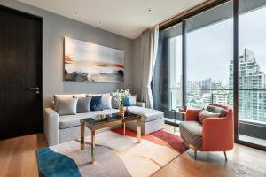 For RentCondoSukhumvit, Asoke, Thonglor : BEATNIQ Sukhumvit 32 - Beautifully Furnished 1 Bed / Prime Location / Ready To Move In