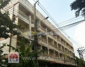 For SaleBusinesses for saleBang kae, Phetkasem : Apartment for sale in Soi Petchkasem 72 with office and house.