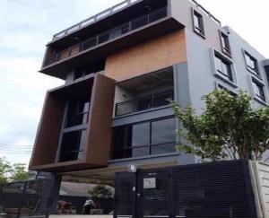 เช่าสำนักงานแจ้งวัฒนะ เมืองทอง : For Rent ให้เช่าอาคารสำนักงาน 6 ชั้น Loft Style ซอยงามวงศ์วาน 47 สภาพใหม่ สวยมาก มีลิฟท์ในอาคาร แอร์ทั้งตึก จอดรถ 12 คัน