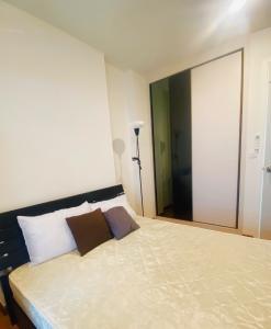 For RentCondoSamrong, Samut Prakan : Condo for rent The President Sukhumvit - Samutprakan  fully furnished (Confirm again when visit).