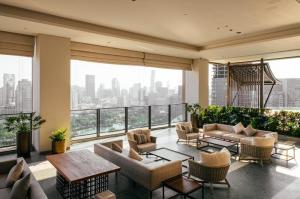 ขายคอนโดวิทยุ ชิดลม หลังสวน : P17CR2106014 The Residences at Sindhorn Kempinski Hotel Bangkok 2 bed
