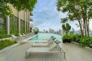 ขายคอนโดวิทยุ ชิดลม หลังสวน : P17CR2106013 The Residences at Sindhorn Kempinski Hotel Bangkok 2 bed