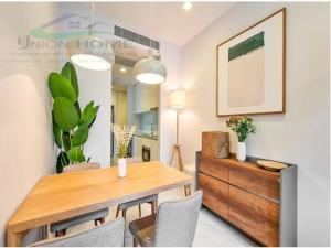 For RentCondoNana, North Nana,Sukhumvit13, Soi Nana : Condo for rent, Hyde Sukhumvit 11, only 43,000 / month, 2 bedrooms.