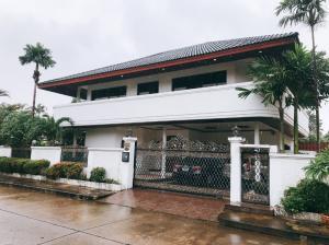 ขายบ้านพัฒนาการ ศรีนครินทร์ : ขายบ้านเดี่ยว ซอยพัฒนาการ 74 หมู่บ้านเมืองทอง 2/1 เนื้อที่ 99 ตร.ว. พร้อมอยู่