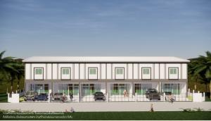 ขายทาวน์เฮ้าส์/ทาวน์โฮมนวมินทร์ รามอินทรา : ทาวน์เฮ้าส์ดีในย่านคุณภาพ บางเขน-สะพานใหม่  ใกล้รถไฟฟ้าสายสีเขียวสถานีสายหยุด