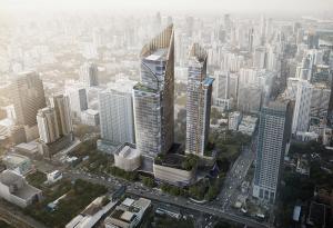 ขายคอนโดพระราม 9 เพชรบุรีตัดใหม่ : 🔥 HOT DEAL🔥 Super Luxury โครงการ THE ESSE at SINGHA COMPLEX จาก สิงห์ เอสเตท 1 ห้องนอน ราคา 10 ล้าน