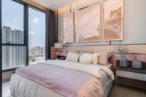 ขายคอนโดพระราม 9 เพชรบุรีตัดใหม่ : 🔥 HOT PRICE❗Super Luxury โครงการ THE ESSE at SINGHA COMPLEX จาก สิงห์ เอสเตท 1 ห้องนอน 48.14 ราคา 14 ล้าน ติด MRT เพชรบุรี