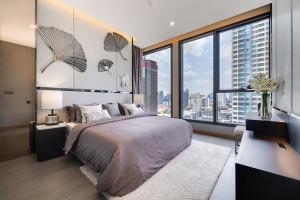 ขายคอนโดพระราม 9 เพชรบุรีตัดใหม่ : 🔥 HOT DEAL  Super Luxury โครงการ THE ESSE at SINGHA COMPLEX จาก สิงห์ เอสเตท 1 ห้องนอน 36.13 ราคา 11 ล้าน