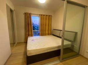 For RentCondoBangbuathong, Sainoi : Condo for rent, cheap, Plum Bang Yai, Phase 2, 25 sqm., 5th floor, Building E 5000.