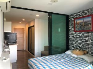 For RentCondoBangna, Lasalle, Bearing : Condo for rent Pause Sukhumit 103  fully furnished (Confirm again when visit).