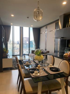 For SaleCondoWitthayu,Ploenchit  ,Langsuan : 📢 Urgent sale!! (can continue renting) Noble Noble Ploenchit Condo next to BTS Ploenchit just 1 step.