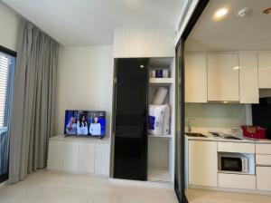 For SaleCondoKasetsart, Ratchayothin : MAZARINE Ratchayothin Size 25.21 Sq.m.Studio unit **Fully furnished ,East side**